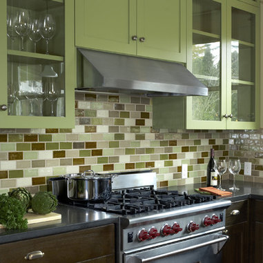 Wood stain colors for kitchen cabinets kitchen design ideas for Earth tone kitchen designs