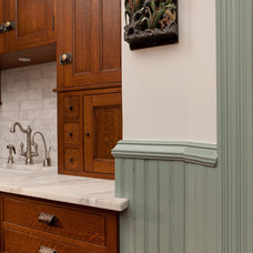 Traditional Kitchen by Superior Home Services Inc