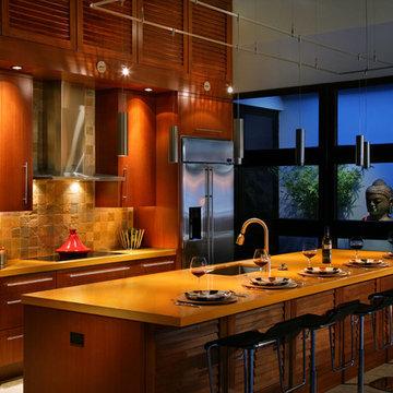Captiva House Kitchen