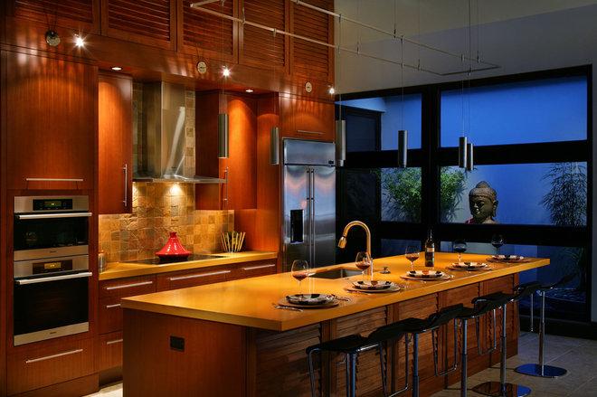 Tropical Kitchen by K2 Design