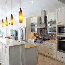 Modern Kitchen by Trilogy Kitchens