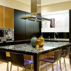 contemporary kitchen by Natalie Du Bois