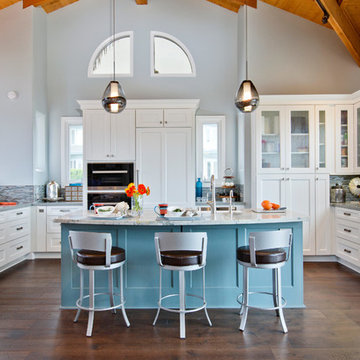 Cardiff by the Sea - Beach Kitchen remodel