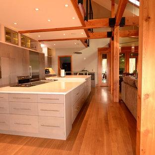 Carlisle, MA Rift & Quartersawn White Oak Floors and Stairs