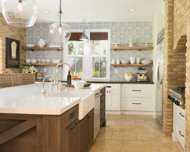 Farmhouse Kitchen by Signature Designs Kitchen & Bath