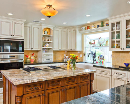 25 All Time Favorite Kitchen with Yellow Backsplash Ideas