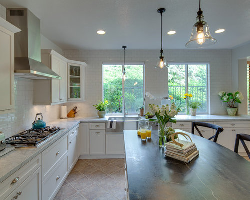 Two Different Countertop Houzz