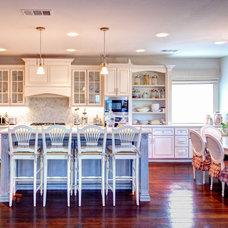 Traditional Kitchen by Lilium Designs