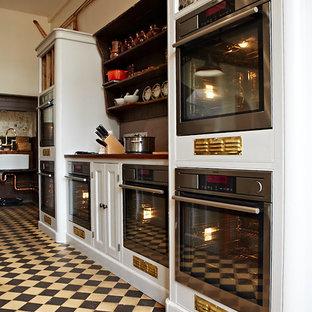 75 Most Popular Midcentury Modern Kitchen With Wood