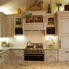 Traditional Kitchen by Walden Design Group - Cynthia Walden