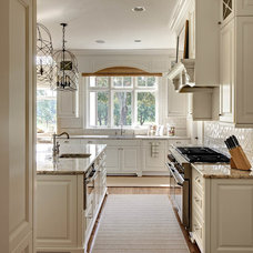Traditional Kitchen by Gerrard Builders