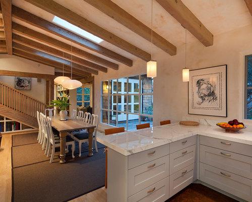 Elegant Kitchen Cabinets Houzz