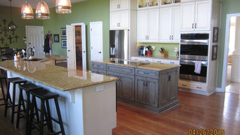 Carmel, Indiana Kitchen Remodel 04/15