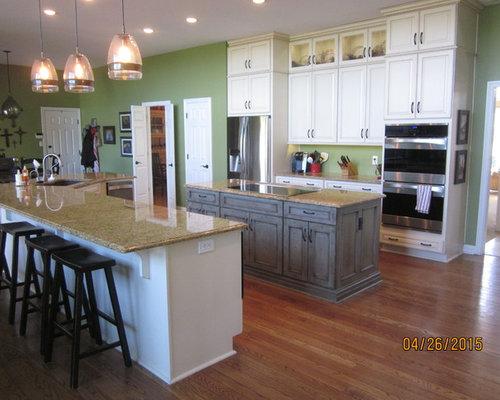 Carmel, Indiana Kitchen Remodel 04/15