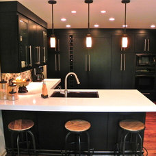 Contemporary Kitchen by The Affordable Companies