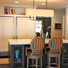 Traditional Kitchen by Carmel Kitchen Specialists, Inc.