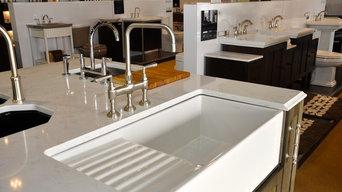 Carmel Showroom - Product Displays