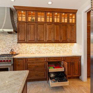 Carmel Valley Traditional Dream Kitchen