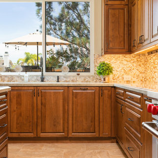 Carmel Valley Traditional Dream Kitchen