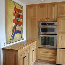 Mediterranean Kitchen by Nar Fine Carpentry, Inc./Design.Build.Cabinetry