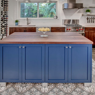 Carnation Industrial Kitchen
