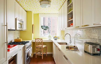 9 Ways to Enjoy Your Narrow Kitchen More