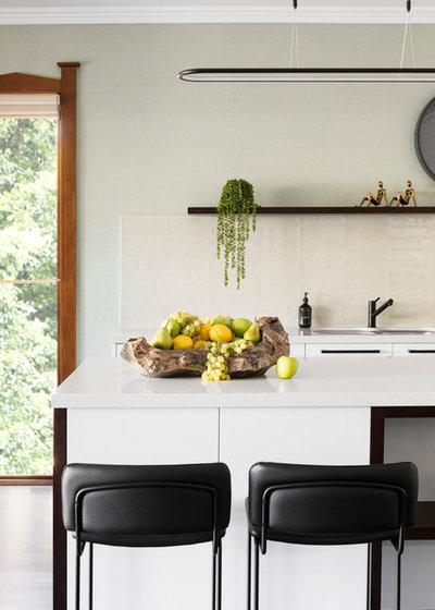 Kitchen by Peter Schaad Design Studio