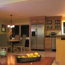 Contemporary Kitchen CarolCohen