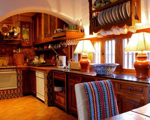 Country Kitchen in San Miguel de Allende, Mexico