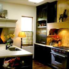 Kitchen of the Week: Warm Up By the Fire