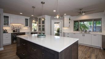 Caroline Lane Kitchen and Bath Remodel