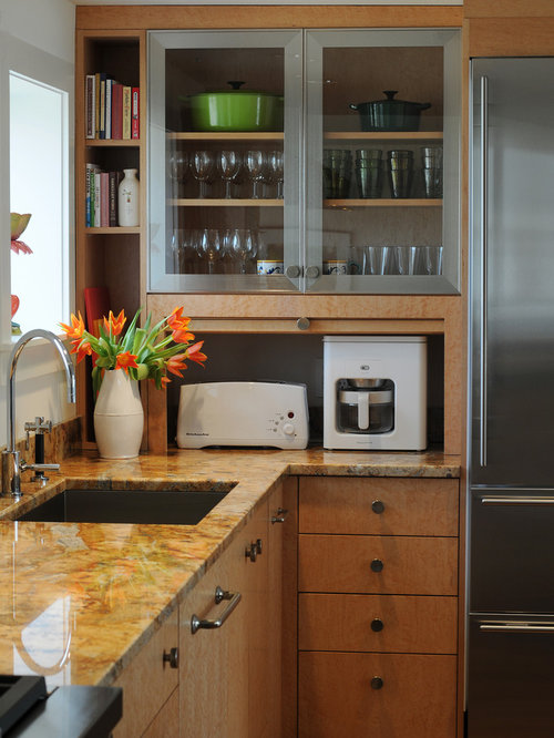 Kitchen Appliance Garage Ideas, Pictures, Remodel and Decor