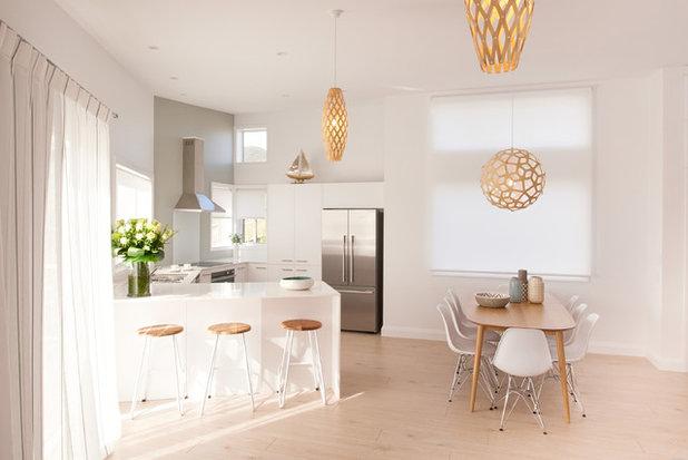 Scandinavian Kitchen by Aleysha Pangari Interiors
