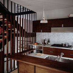 modern kitchen by CWB Architects