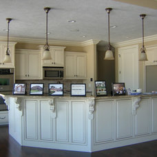 Traditional Kitchen by Carter Cabinet Company