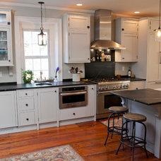Farmhouse Kitchen by Jarrett Design, LLC