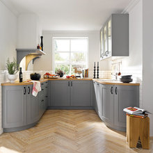 10 of the Best Ideas for U-shaped Kitchens on Houzz