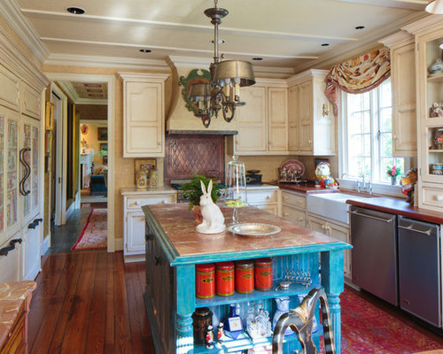 Best 15 Mediterranean Kitchen Ideas Amp Remodeling Photos