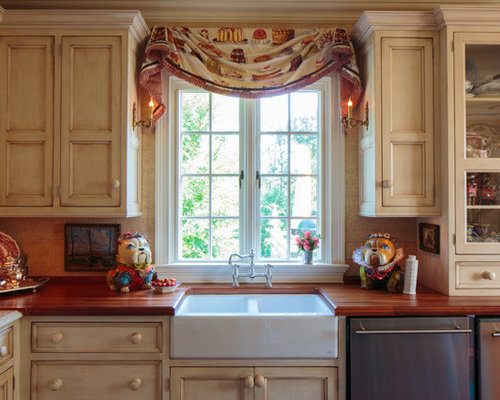 Kitchen Window Treatments Ideas, Pictures, Remodel And Decor