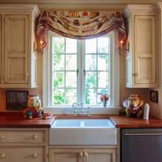 Mediterranean Kitchen by Finch Photo