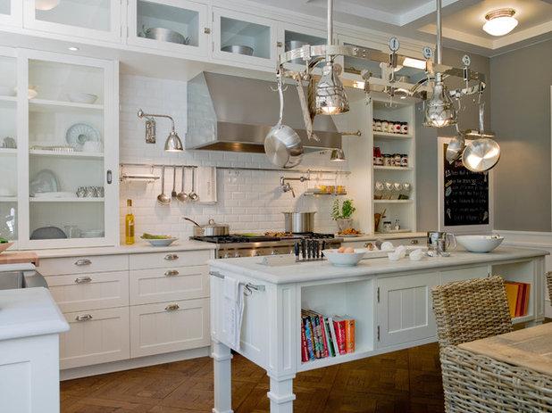 Entre estos muebles altos de cocina… ¿cuál va más con tu estilo?
