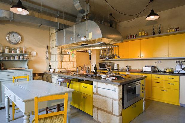 Industriel Cuisine by Carlo Bellini architetto