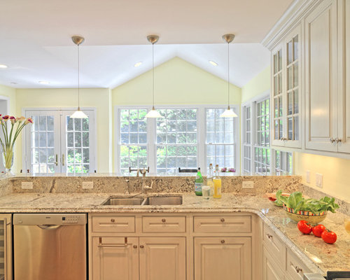 Inspiration For A Timeless Kitchen Remodel In DC Metro With A Double Bowl  Sink, Part 43