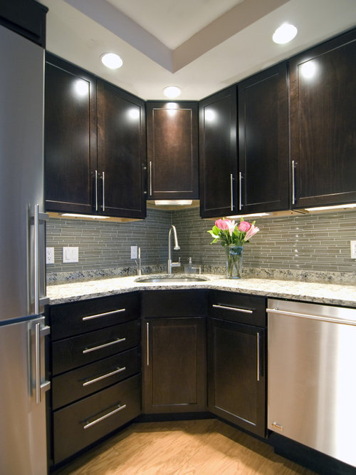 Kitchen Backsplash Lighting under cabinet lighting backsplash | houzz