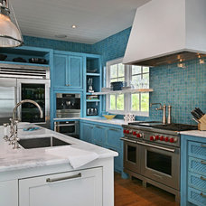 Contemporary Kitchen by Kathleen McGovern Studio of Interior Design