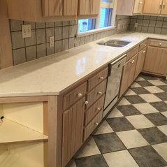 Cashmere Carrara Quartz Countertops
