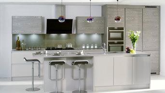 Cashmere Supermatt & French Grey Veneer