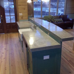 The Concrete Countertop Studio Muscle Shoals Al Us 35661