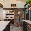 Kitchen of the Week: Industrial Style Warmed Up