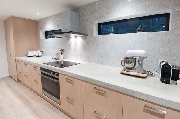 Contemporary Kitchen by Haven Renovations